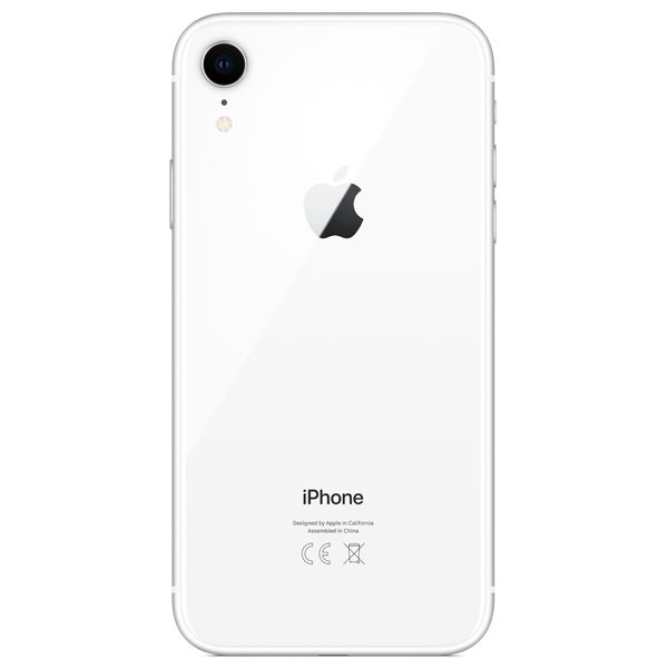 Apple iPhone XR 64Gb, белый. Фото N2