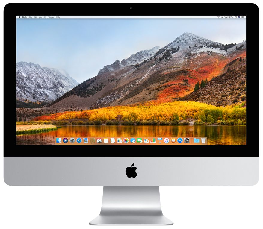 Apple iMac 21.5 Retina 4K: 3.0GHz Intel Core i5