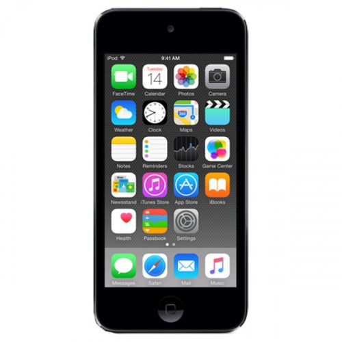 Apple iPod Touch 128GB, серый космос