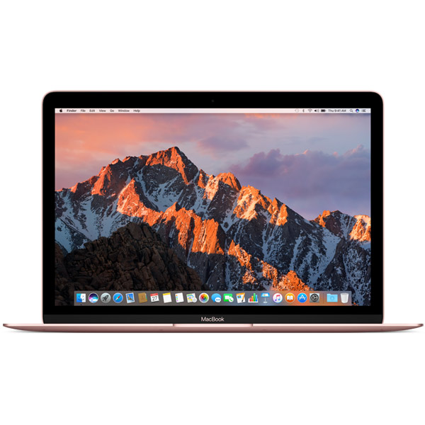 Apple Macbook 12 1.3GHz Intel Core i5, 512GB, розовое золото