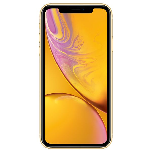 Apple iPhone XR 64Gb DEMO, желтый