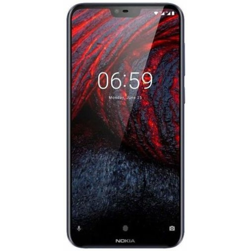 Nokia 6.1 Plus 4/64Gb, черный