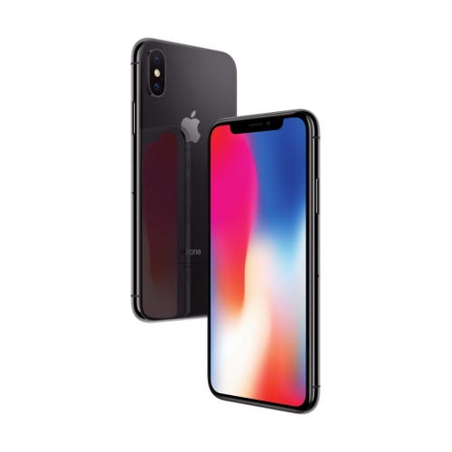 Apple iPhone X 256GB, серый космос