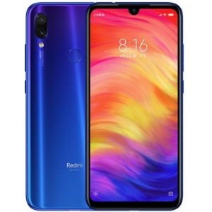 Xiaomi Redmi Note 7 4/64Gb, синий