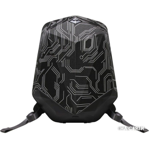 Beaborn Backpack Without Speaker (black line)