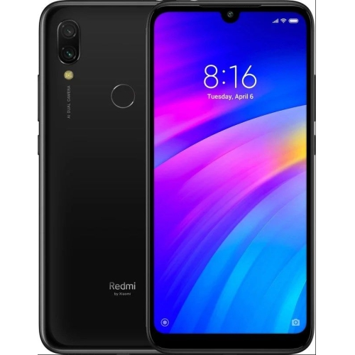 Xiaomi Redmi 7 3/64Gb, черный