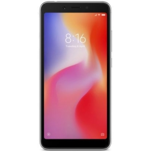 Xiaomi Redmi 6 3/32Gb, черный