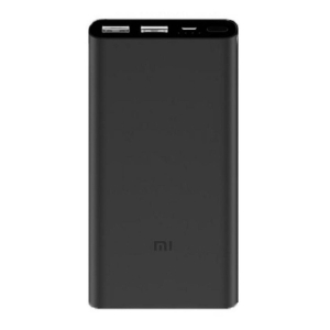 АКБ Xiaomi Mi Power Bank 2S 10000 mAh, черный