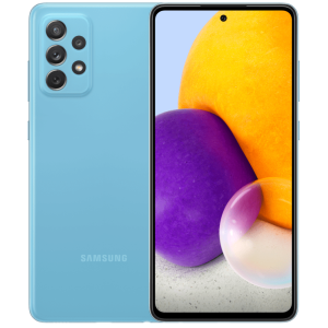 Смартфон Samsung Galaxy A72 SM-A725F/DS 128GB (2021), голубой