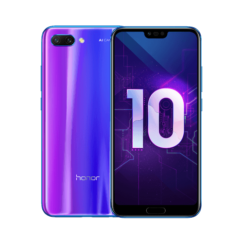 Honor 10 4/128Gb, синий