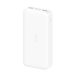 Xiaomi Redmi Power Bank 20000mAh (белый)