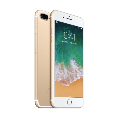 Apple iPhone 7 Plus 128Gb, золотой
