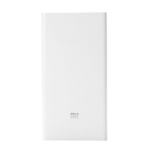 АКБ Xiaomi Mi Power Bank 20000mAh, белый
