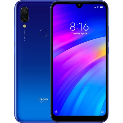 Xiaomi Redmi 7 3/64Gb, синий