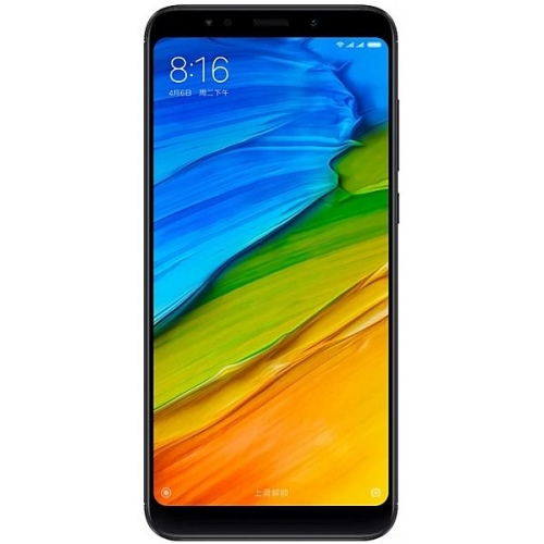 Xiaomi Redmi 5 Plus 3/32Gb velcom, черный