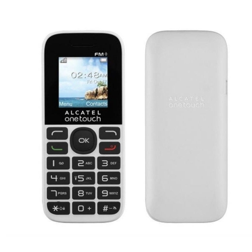 Alcatel One Touch 1016D, белый