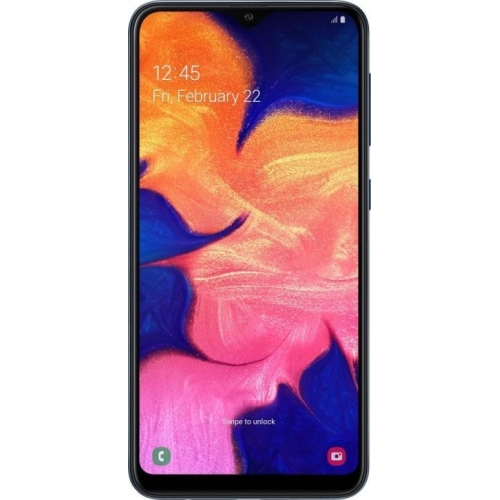 Samsung Galaxy A10 SM-A105F/DS 32GB (2019), черный