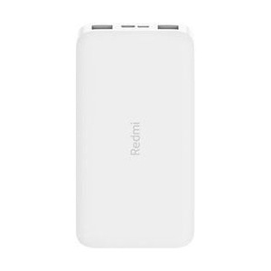 Xiaomi Redmi Power Bank 10000mAh (белый)