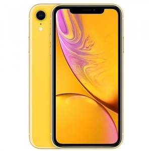 Смартфон Apple iPhone XR 64Gb, желтый