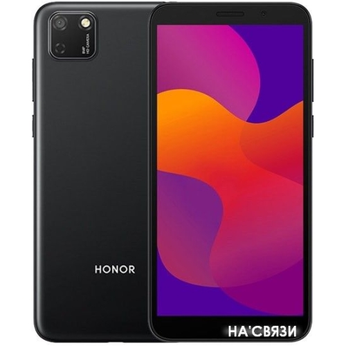 Смартфон HONOR 9S DUA-LX9 2GB/32GB (черный)