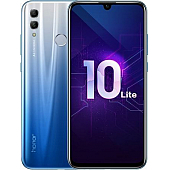 Honor 10 Lite, голубой