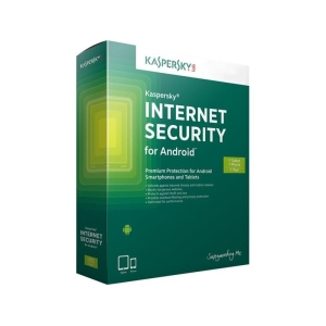 Kaspersky Internet Security  for android (  1 девайс андроид на 1 год)