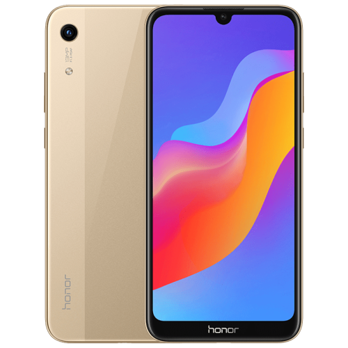 Honor 8A 2/32Gb velcom, золотой