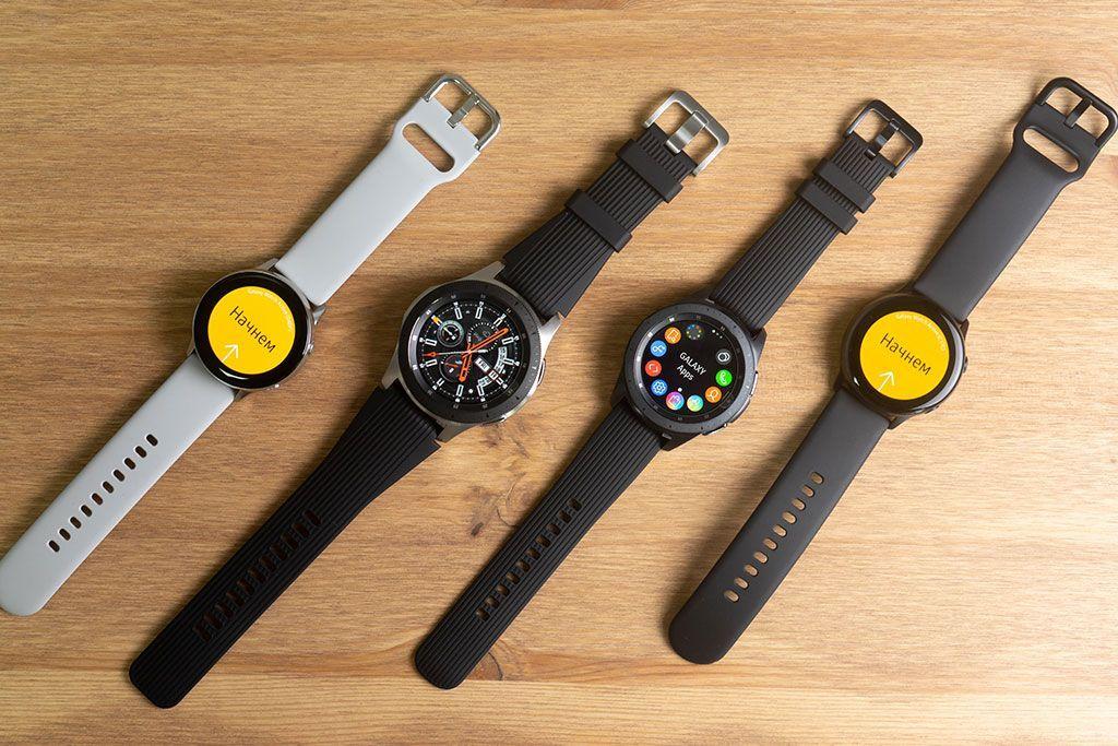 d012ace7 Умные часы Samsung Galaxy Watch: обзор, цена, характеристики от ...